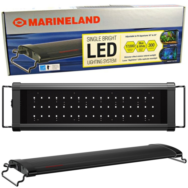 Marineland led aquarium light 1000 aquarium ideas marineland led aquarium light 1000 ideas mozeypictures Image collections