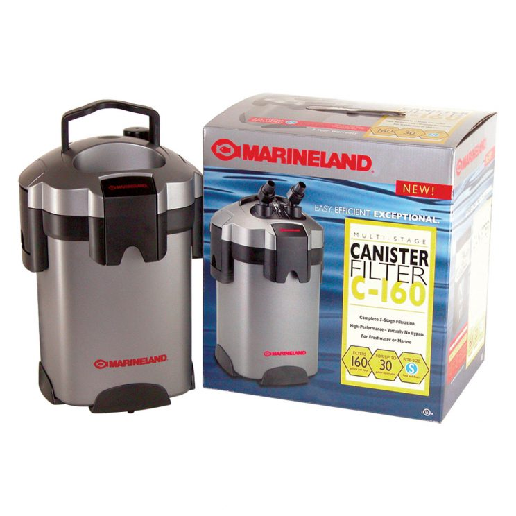 Marineland C-160 Series Canister