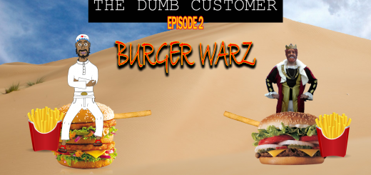 Episode 2 - Burger Wars Thumbnail