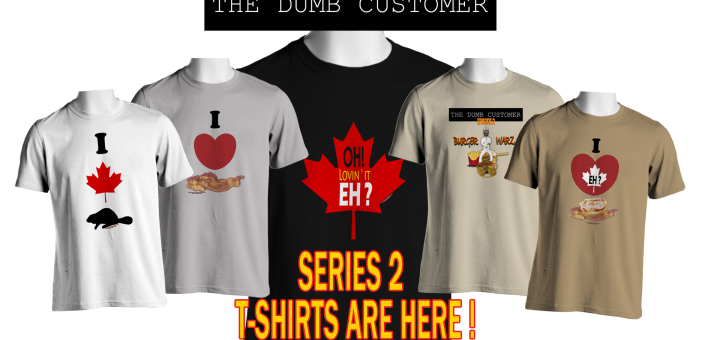 Series 2 T-shirts now available